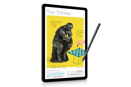 Samsung Galaxy Tab S6 Lite: más barata, con S Pen y cuerpo de metal