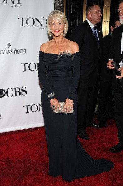 Todas las asistentes a los Tony Awards 2010: Helen Mirren