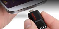 SanDisk también tiene su memoria USB OTG, úsala en el ordenador o en tu móvil