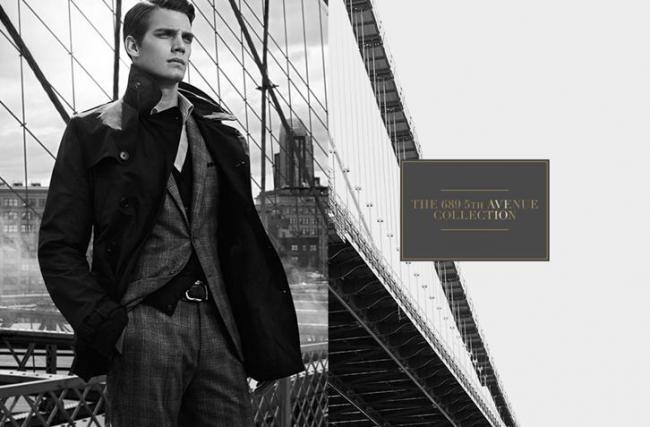 Massimo Dutti The NYC Limited Edition Men