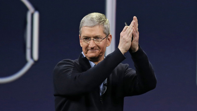 Apple Shareholder Mee Kand