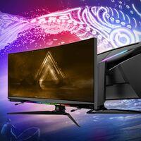 MSI anuncia el Optix MEG381CQR Plus, un enorme monitor curvo de 38 pulgadas con panel IPS UWQHD+ a 175 Hz