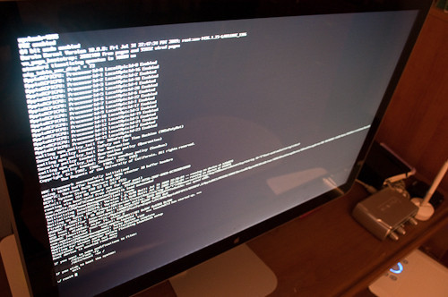 Recuerda, Mac OS X tiene un corazón UNIX