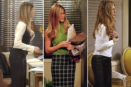 Rachel Green Office Wear