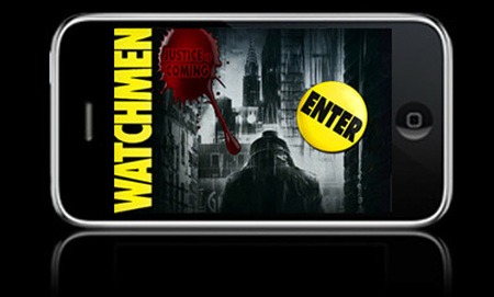 'Watchmen: Justice is Coming': un multijugador online masivo para iPhone