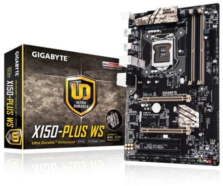 Gigabyte G1 Gaming X150 Ces2016