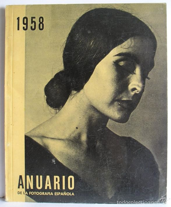Anuario De La Fotografia Espanola De 1958