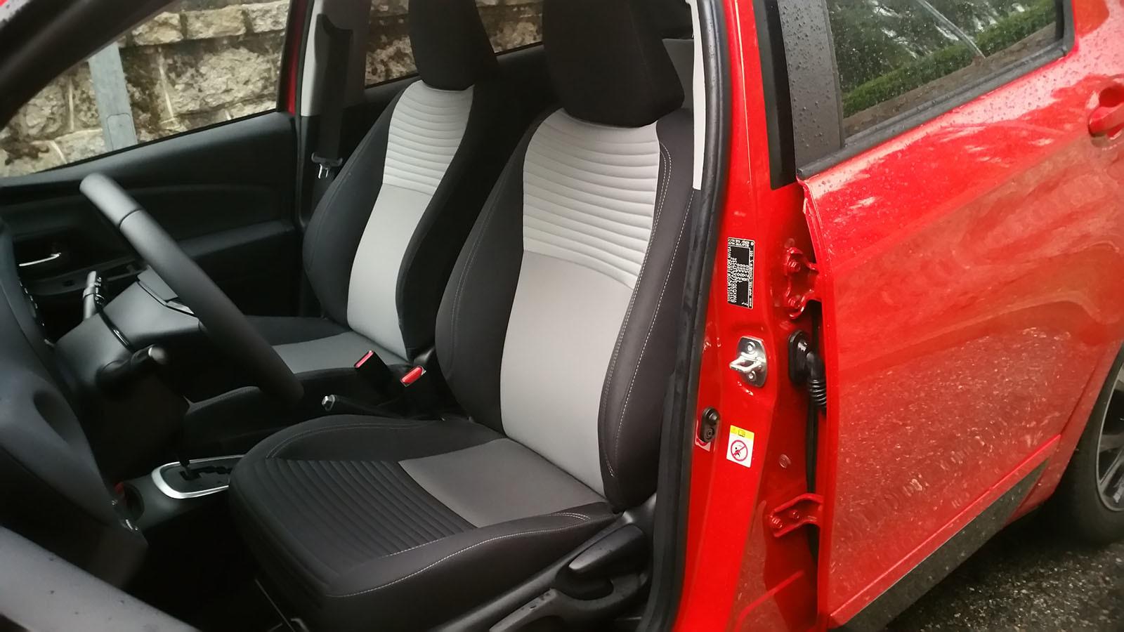 Foto de Pasamos unos días con el Toyota Yaris hybrid-Interiores (8/26)