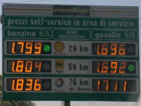 Entre Pinto y ..... Las gasolineras más baratas de Madrid