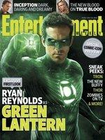'Green Lantern' con Ryan Reynolds, primeras imágenes