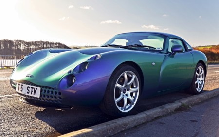 Tvr Tuscan 4