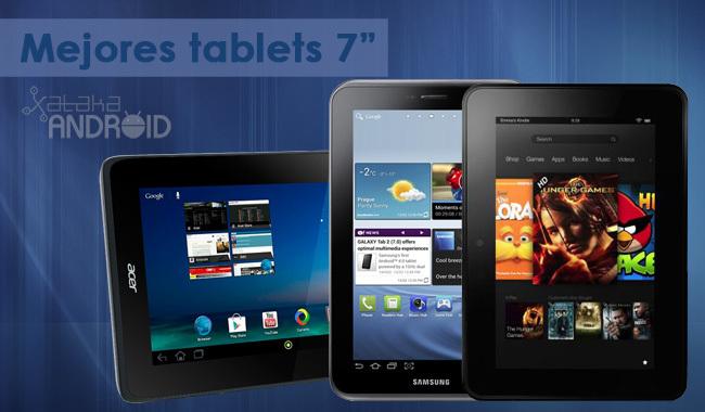 Mejores Tablets 7