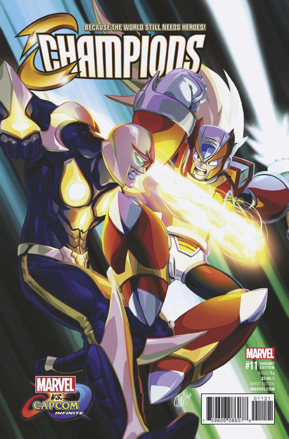 Foto de Marvel vs. Capcom portadas especiales julio y Agosto (2/8)