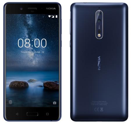 Nokia 8 Filtracion Oficial
