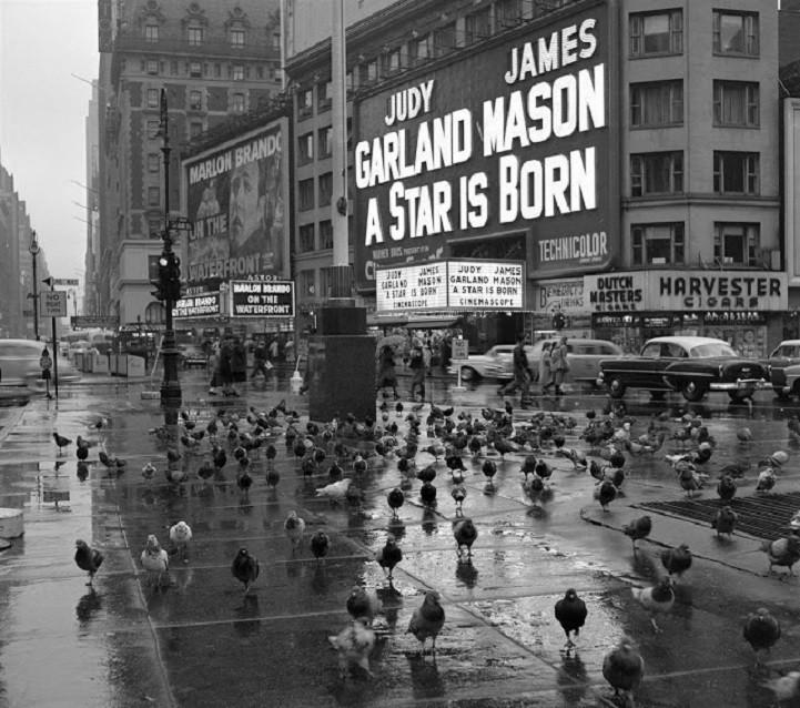 Times Square and Rockefeller Center Frank Larson