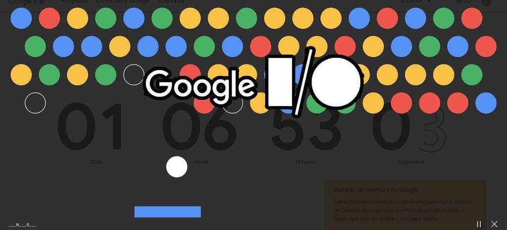 Todo lo que esperamos del Google™ I/O