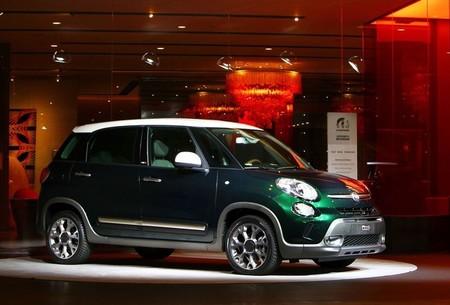 Fiat 500L Trekking, desde 18.600 euros