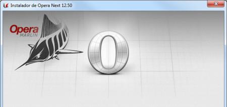 Los primeros detalles de Opera 12.50 Marlin