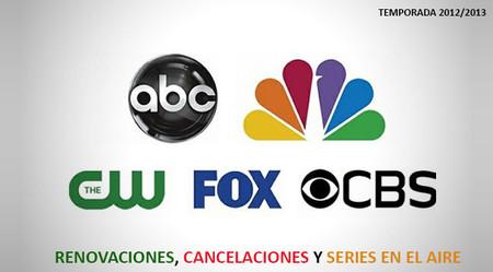 Situación actual de las series americanas: renovaciones, cancelaciones y series en el aire