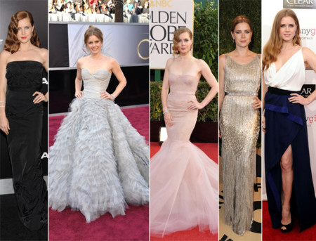 Amy Adams mejores looks 2013
