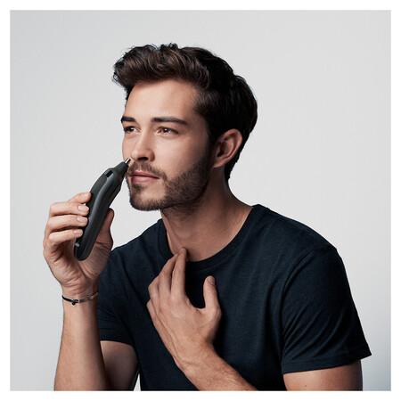 Encuentra en Amazon tu recortadora de barba favorita: Philips, Gillette, Braun y más para aprovechar sus ofertas