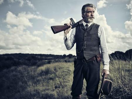 AMC España estrena 'The Son', un drama de sagas petrolíferas con Pierce Brosnan a la cabeza