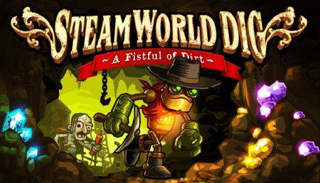 Steamworld Dig se dirige a PlayStation 4 y PlayStation Vita en Marzo