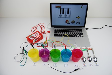 Demo Makeymakey