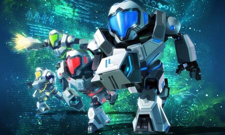 Metroid Prime Federation Force Artwork