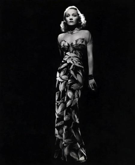 Moda de cine: de icono del cine a la moda, Marlene Dietrich