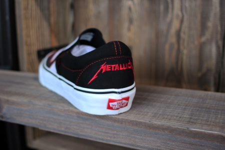 Zapatillas Vans Metallica 2