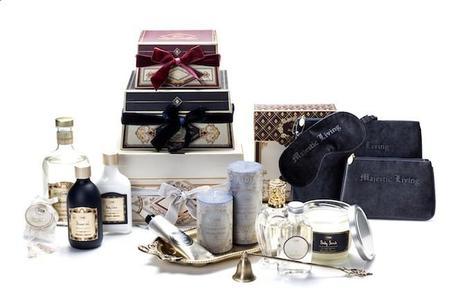 Majestic Giving, la colección perfecta para regalar esta Navidad de la mano de Sabon