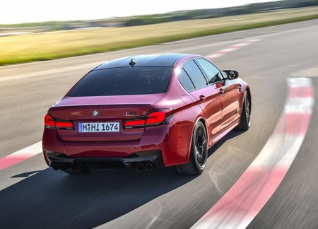 Bmw M5 Competition 2021 22
