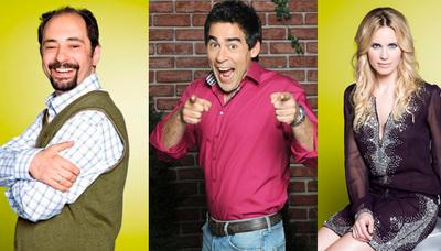 Antonio Recio, el Cuqui y Raquel darán las campanadas en todos los canales de Mediaset