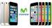 iPhone 5S y 5C en México, precios y planes con Movistar