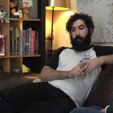 Sr. Cheeto avanza en su entrevista con Tiparraco que está grabando un podcast con Dario Eme Hache y Orslok