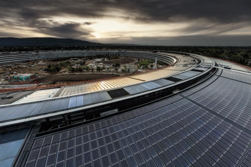 Así de impresionante luce el Apple Park por dentro: primeras fotografías detalladas de sus oficinas
