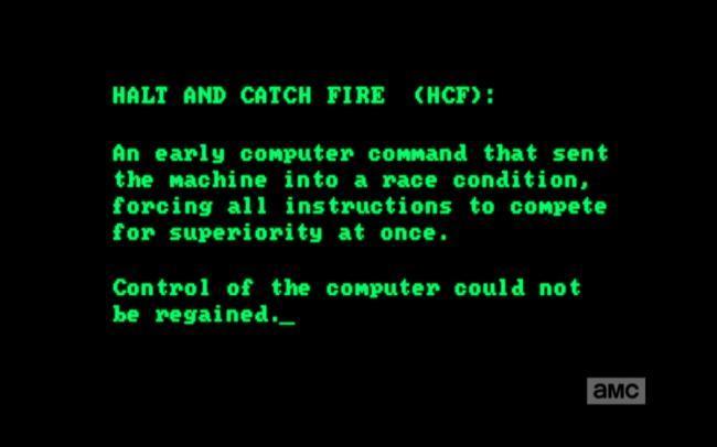 """""""Halt and Catch Fire"""": nada tan apasionante como la historia de los pioneros de la informática"""