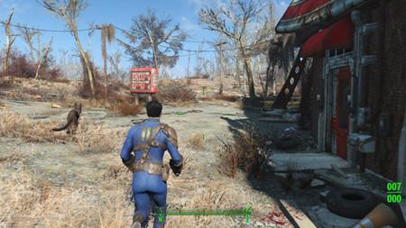 Sólo 10 minutos, eso es lo que te llevaría cruzar el mapa de Fallout 4 de un extremo a otro