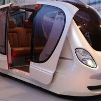Estos módulos autónomos serán parte del nuevo y futurista transporte público en Singapur