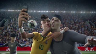 Es difícil molar más que Nike en su último anuncio para el Mundial de Brasil 2014