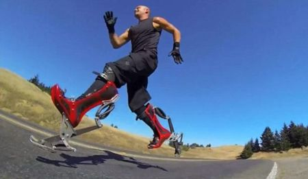 La plaga runner podría convertirse en cyborg: Bionic Boots