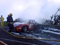 Vallejo gana en un Rally de Canarias muy accidentado