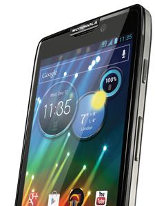 Motorola Droid RAZR HD y RAZR MAXX HD