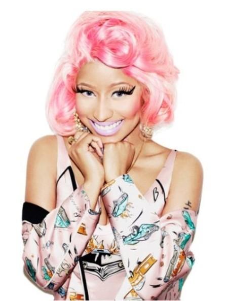 Nicki Minaj lo intenta de nuevo, esta vez como Marilyn Monroe