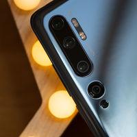 Así son las cinco cámaras del nuevo Xiaomi Mi Note 10, el primero con 108 megapíxeles
