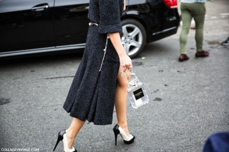 Duelo de fashion insiders: un vestido Chanel en tela de juicio. ¿Duma o Centenera?