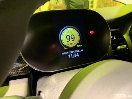 MINI Electrico indicador de carga