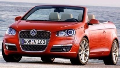 Los planes de Volkswagen: Golf cabrio, Lupo y Scirocco