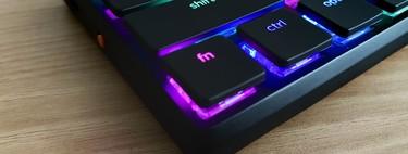 NuType F1, análisis: si vas a comprarte un teclado mecánico para el iPad o el Mac, que sea este